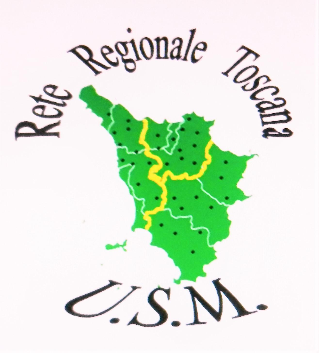 Logo Rete Regionale Toscana Utenti Salute Mentale