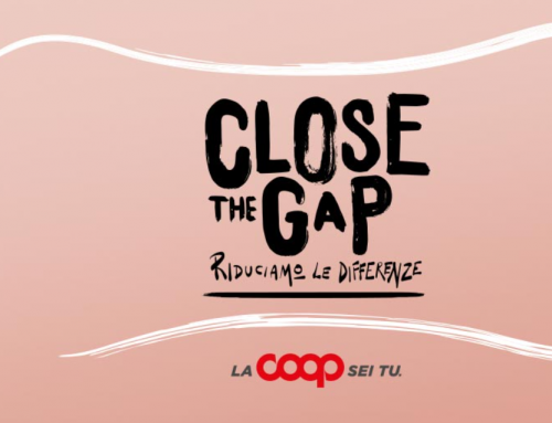 "L'Alba Associazione sostiene la  campagna Coop ""Close the Gap – riduciamo le differenze"""